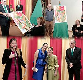 Inauguración de la exposición de carteles de la Magdalena 2018