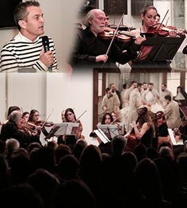 Concierto de la Orquestra Barroca del Conservatori Superior de Castelló