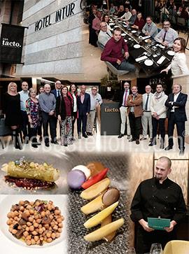 El Hotel Intur Castellón presenta el Restaurante ConTacto