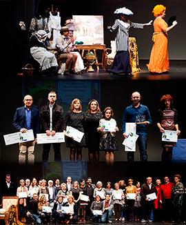 Gala homenaje de la recreación histórica Benicàssim Belle Époque