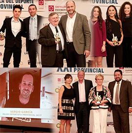 XXI Gala del Deporte Provincial en Castellón