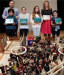 Presentación de un cuento sobre Castellón en el Día Internacional de los Derechos de la Infancia