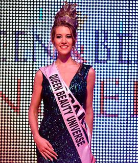 Miriam Jiménez se proclama Reina Belleza Universo 2017 en Marina d´Or
