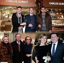 Carlos Guinot da la bienvenida a la navidad