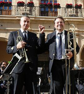 Concierto de la Banda Municipal de Castellón con motivo del Día de la Constitución