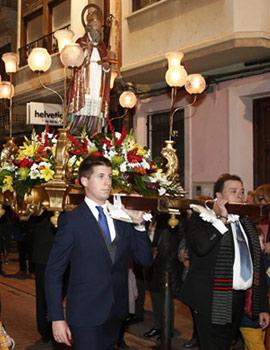 Festividad de Sant Nicolau de Bari en Castellón