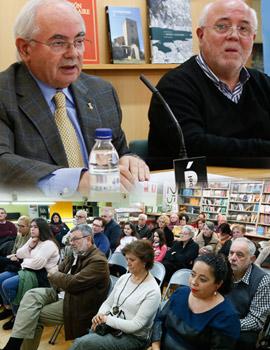 Conferencia sobre la aportación del Centro Aragones a Castellón