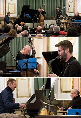 Concierto de Diego Clanchet Quartet
