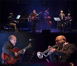 Concierto de Fernando Marco & Franco Baggiani Quintet