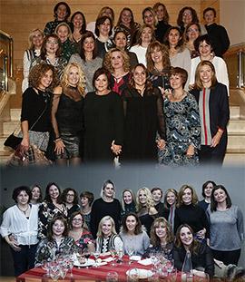 Aniversario de alumnas del Colegio Carmelitas de Castellón