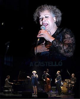 Concierto de Michele Hendricks Quintet