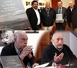 Presentación del libro ´La Plana. Paisatges de la memòria´ de Manuel y Joan Antoni Vicent
