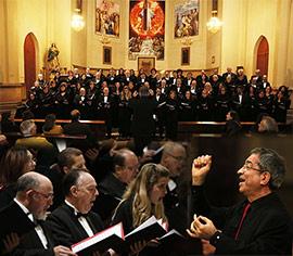 Fundación Bancaja ofrece su tradicional concierto Retaule de Nadal