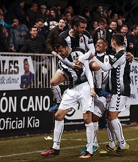 El CD Castellón vence al Elche Ilicitano