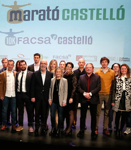 Reconocimento a los dispositivos de seguridad y movilidad que intervienen en el MARATÓ BP CASTELLÓ