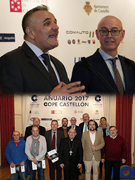 Cope Castellón presentó el anuario 2017