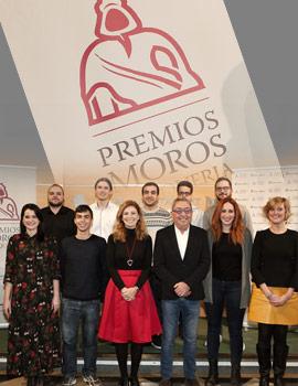 IX Premios Moros d'Alqueria para La 'Féte des Lumiers' de Lyon, Juan Armero y Sandra Pérez