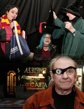 La Librería Argot se llena de la magia de Harry Potter