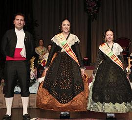 La Gaiata 18 Crèmor presentó a sus madrinas Ana y Paula