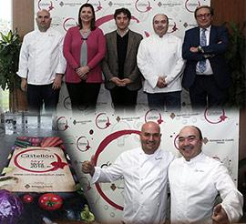 Inauguración del Congreso Nacional de Gastronomía y Vino con la marca Cocina Castellón