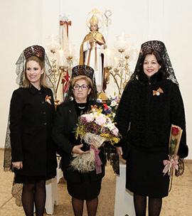 Fiesta en Castellón en honor a Sant Blai