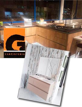 Cocinas y muebles baño exposición OFERTA Carpintería Santiago García