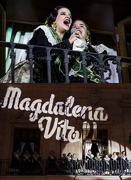 Magdalena Vítol, Magdalena 2018