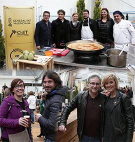 I Feria de los Arroces de Castelló