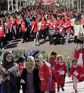 XIV Cursa de les Dones en Castellón