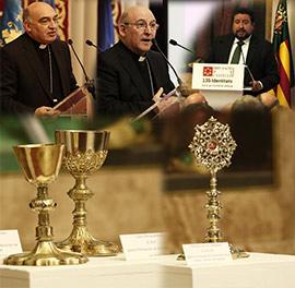 Convenio de colaboración para el cuidado del patrimonio sacro de la provincia de Castellón