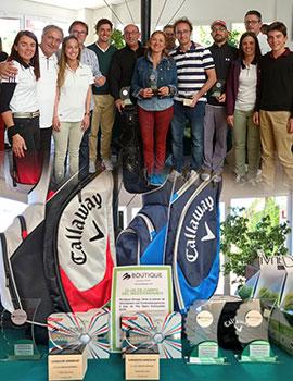 Gran exito del III torneo Boutique Groupe Concep