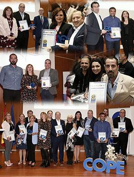 Entrega de los IV Premios GastroCope Castellón