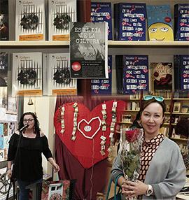 La librería Argot celebra el Día del Libro