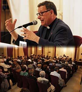 Conferencia con motivo de las fiestas anuales en honor de la Mare de Déu del Lledó