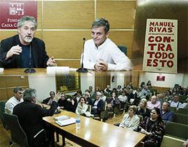 Manuel Rivas: ´Contra todo esto´
