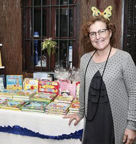 Feria del cuento infantil y juvenil en inglés en El Patio de T