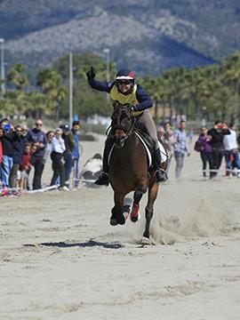 21ª edición de Cavalls per la Joia en Castellón