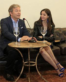 Espido Freire presenta Llamadme Alejandra en Vila-real