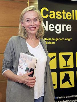 Susana Fortes presenta Septiembre puede esperar