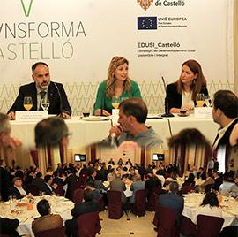 Presentación de las estrategias y programas europeos en los que participa Castellón