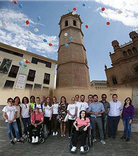 Actos en Castellón en el Día Mundial de la Esclerosis Múltiple