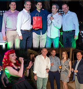 Gran fiesta de verano de la refinería BP Castellón