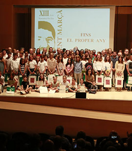 XIII Premi de Narrativa Escolar Vicent Marçà
