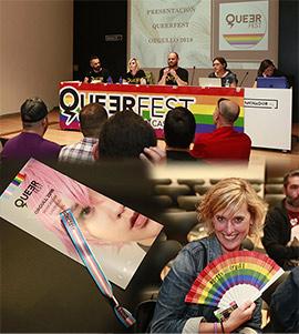 Presentación del Orgullo Queer Fest 2018