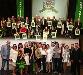 Onda Cero Castellón entrega sus premios 2018 en el Auditorio