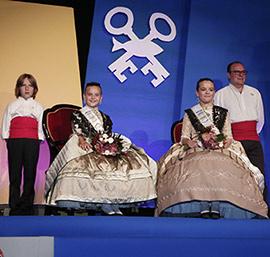 Proclamación de las reinas de Sant Pere del Grao de Castellón