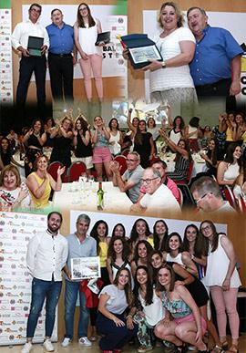 El CD BM Castellón celebra su 40 aniversario
