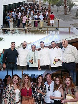 Inauguración de Playachica, nuevo espacio gastronómico en Benicàssim