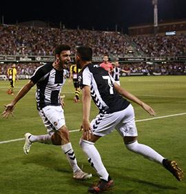 El CD Castellón consigue el ascenso a Segunda B