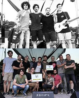 El grupo Maculy gana el concurso de bandas de pop rock